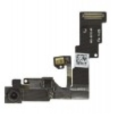 Front Camera Lens Replacement with Proximity Sensor Flex for Apple iPhone 6