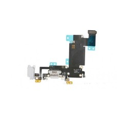 Charging Port Flex Cable for iPhone 6S Plus Light Gray