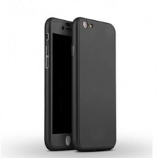 360 Degree Protection Ultra Thin Case Compatible For iPhone 7 - Black