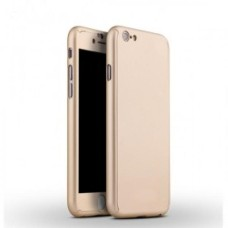 360 Degree Protection Ultra Thin Case Compatible For iPhone 7 - Gold