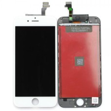 Compatible replacement lcd module for iPhone 6 in white