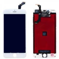 Compatible Replacement lcd in White for iPhone 6S Plus