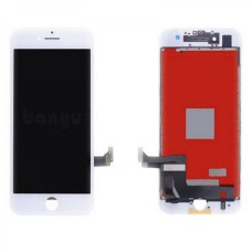 Compatible Replacement LCD Panel For iPhone 7 in White
