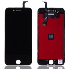 Compatible replacement lcd module for iPhone 6 in black